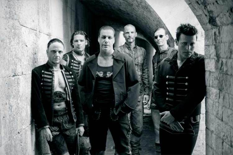Rammstein Announce One Show With Korn And Stone Sour