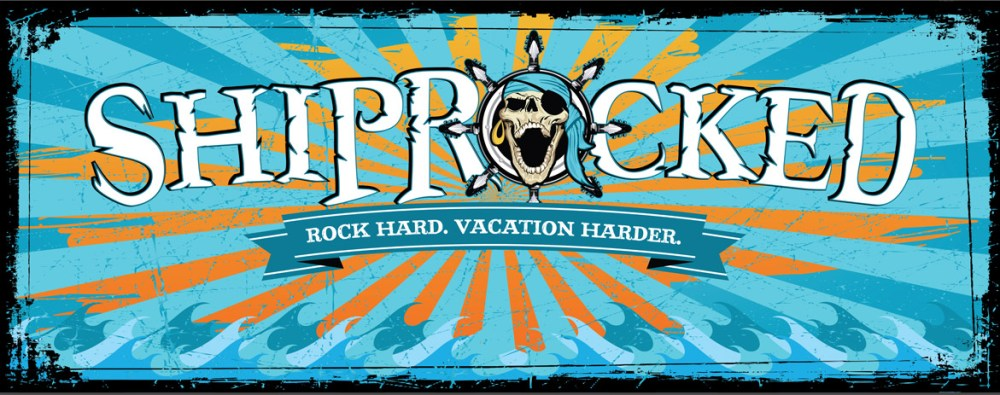 2018 ShipRocked Cruise Dates Announced