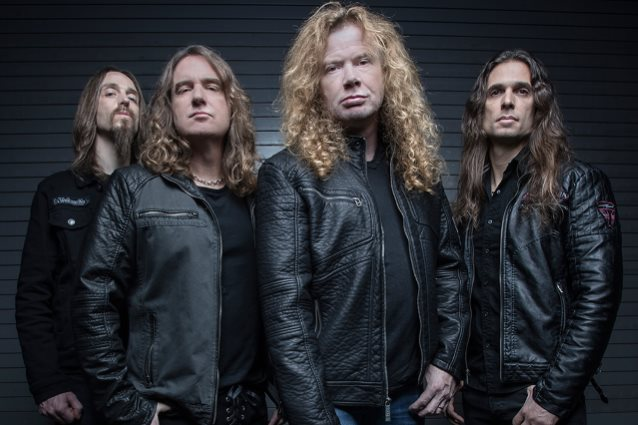 Megadeth Announce Summer Tour With Meshuggah, Tesseract, Lillake