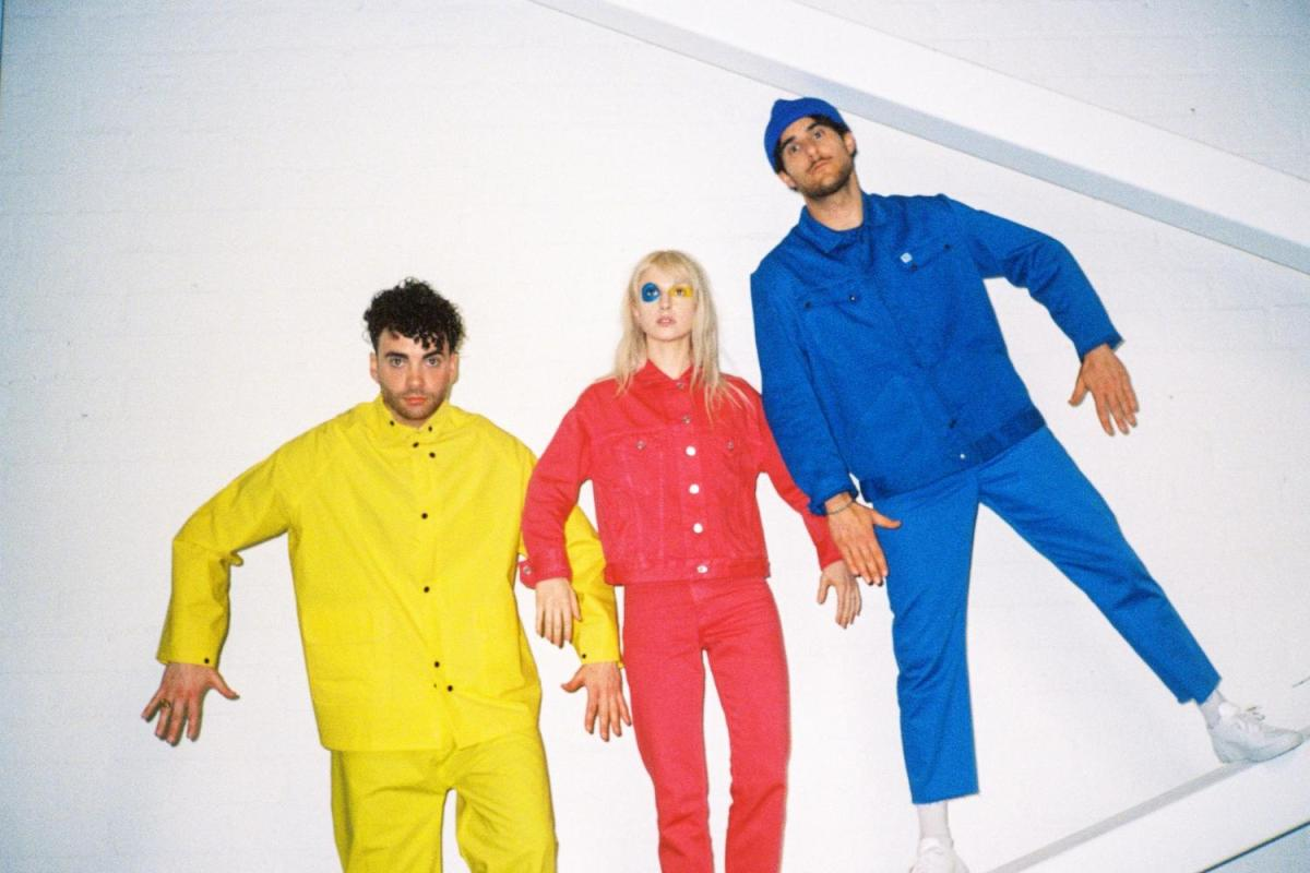 Paramore Announce Fall Tour