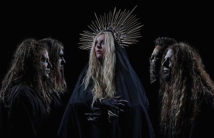 """In This Moment Release Music Video For """"River Of Fire"""""""