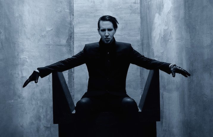 Marilyn Manson Finishes New Album, Reveals New Title