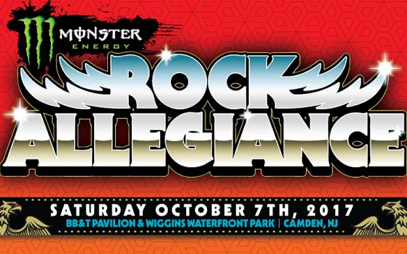 Rock Allegiance 2017 Lineup Announced