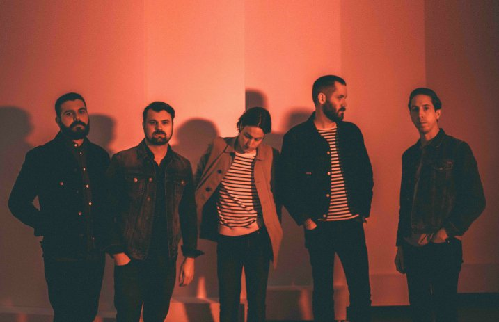 "Silverstein Stream New Song ""Lost Positives"""