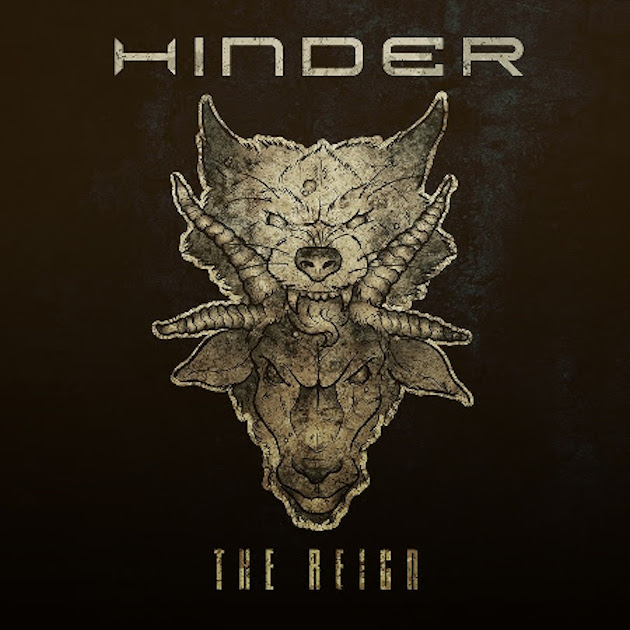 Hinder The Reign Album Artwork