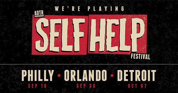 Underoath, Rise Against, More Announced For A Day To Remember's Self Help Festival