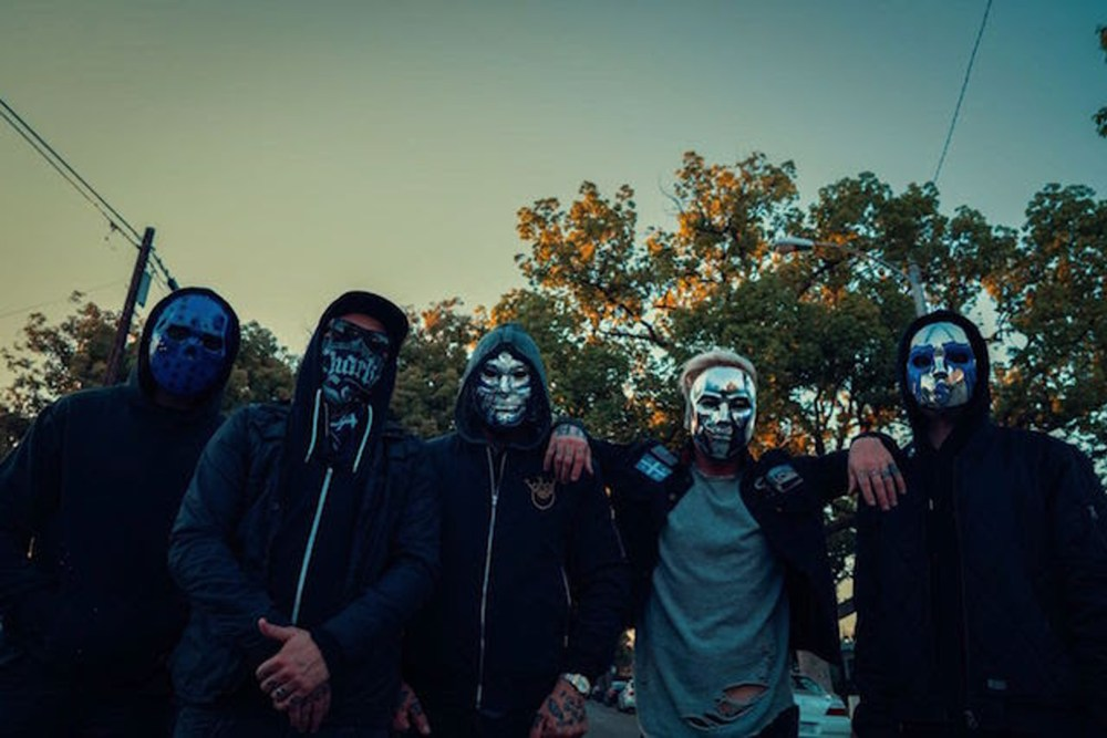 """Hollywood Undead Release """"Renegade"""" Music Video"""