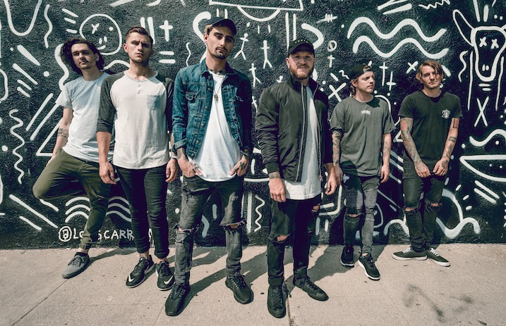 "We Came As Romans Release New Song ""Foreign Fire"""