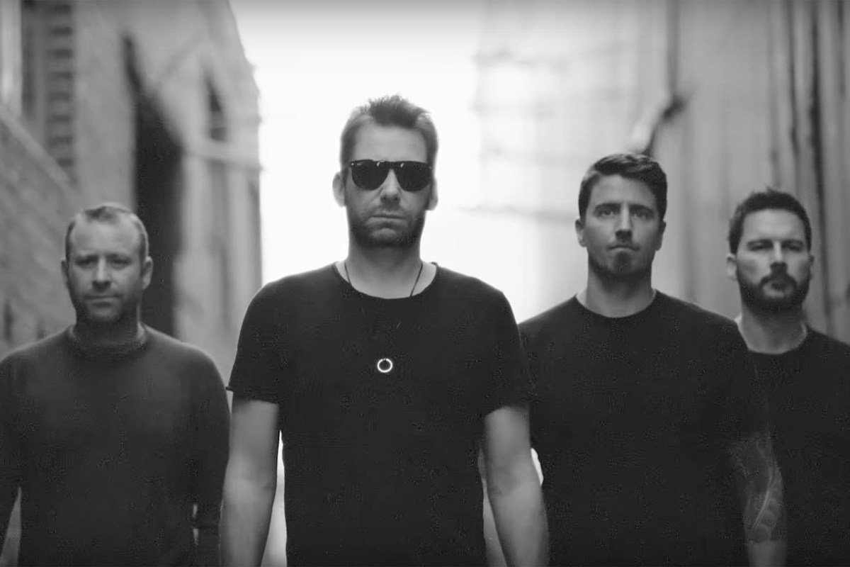 "Nickelback Release ""The Betrayal Act III"" Music Video"