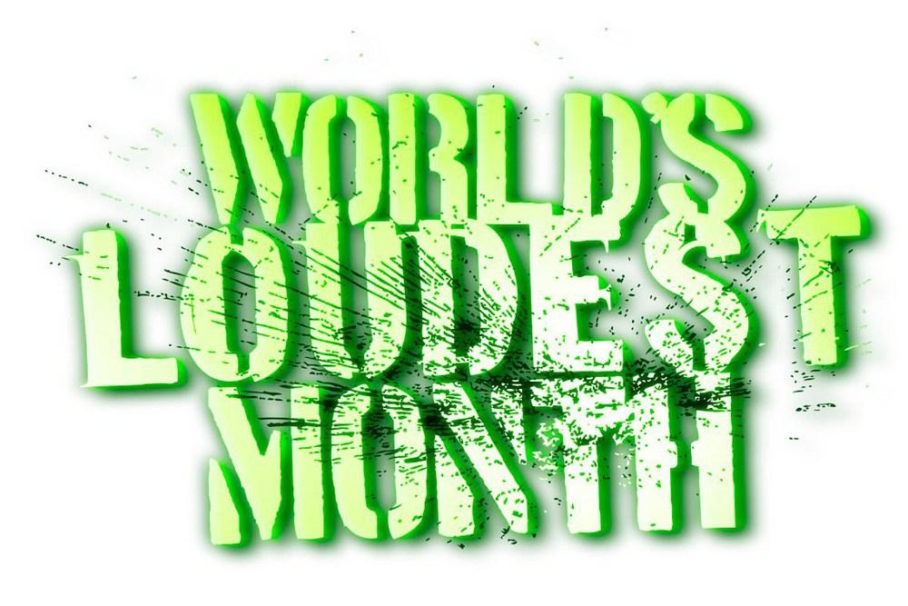 2018 'World's Loudest Month' Festival Dates Revealed