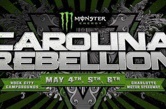 2018 Carolina Rebellion Festival