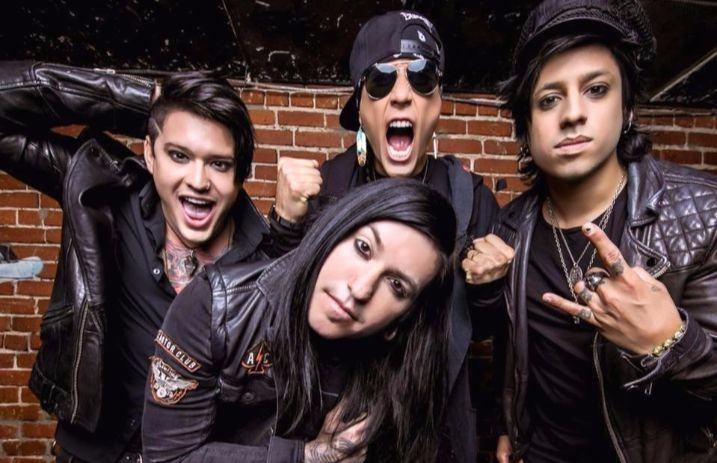 """Escape The Fate Stream New Song """"Do You Love Me"""""""