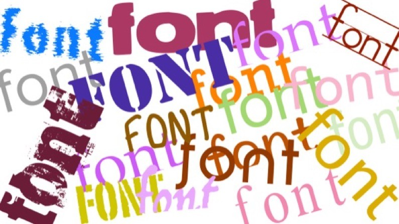 Fonts, and Your Website. The One Thing You Must Do