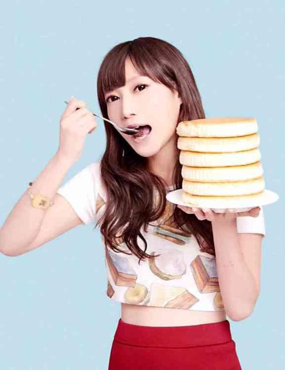 Yuka Kinoshita 577x750 - Wow!! cewek-cewek cantik ini tetep langsing walau makan banyak