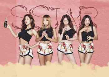 """sistar walpaper - Sistar Resmi Bubar, """"Beautiful Monster"""" single terbaru dan terakhir Hyorin, Soyou, Dasom dan Bora"""