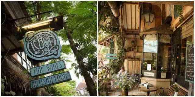 Kebun Bistro 1 - Tempat Nongkrong Unik, Instagramable, Murah & Romantis di Bali yang Cocok buat Kamu dan Pasanganmu