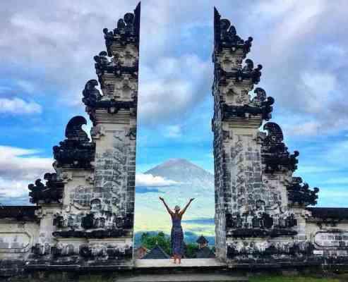 Pura Luhur Lempuyang2 - Hidden Spot di Bali ini Sedang Populer di Instagram & Pas Buat Selfie, Sudah Pernah Kesana ?