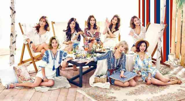 snsd comeback - SM Mulai Rilis Teaser Klip Individu Untuk Comeback SNSD