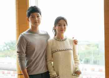 """song joong ki dan song hye kyo menikah - Song Joong Ki dan Song Hye Kyo Akan Segera """"Menikah"""" Oktober Mendatang"""