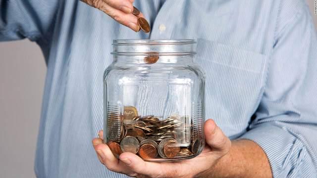 Simpan Uang Koin