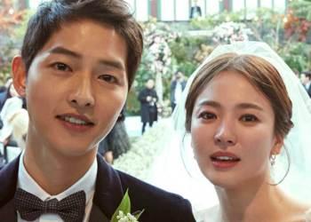 """Song Joong Ki Song Hye Kyo - """"Cinlok"""" 10 Pasangan Di Drama Korea Ini Akhirnya Menikah Di Kehidupan Nyata"""