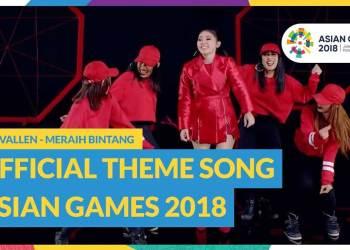 via vallen meraih bintang - Lirik Lagu Meraih Bintang - Via vallen Official Theme Song Asian Games 2018