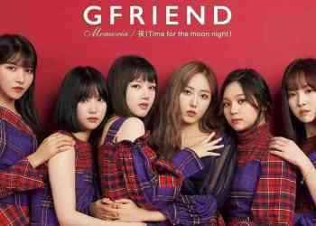Sowon Yerin Eunha Yuju ShinB dan Umji gfriend memoria - Lirik GFRIEND - Memoria (Japan, Latin dan Indonesia)