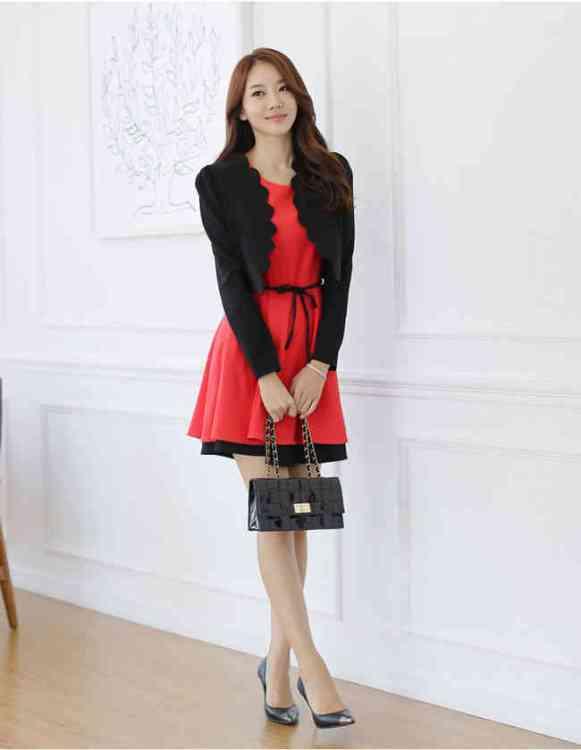 Bolero 581x750 - Yuk Intip 30 Jenis Pakaian Wanita Terbaru yang bakal Trend  2019 2b658a9eee