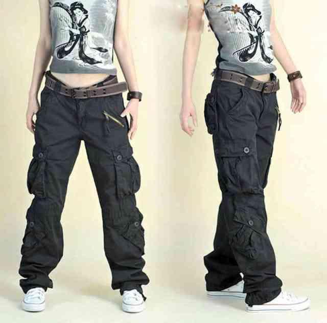 Cargo Pants 750x740 - Yuk Intip 30 Jenis Pakaian Wanita Terbaru yang bakal Trend 2019