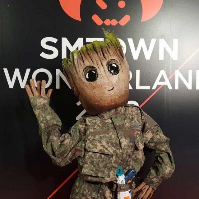 kstum hallowen idol kpop SM entertainment 750x750 - Seram & Lucu! Deretan Kostum Halloween Idol KPop Terbaik dan Terbaru