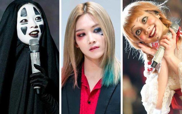 kostum halloween idol kpop - Seram & Lucu! Deretan Kostum Halloween Idol KPop Terbaik dan Terbaru