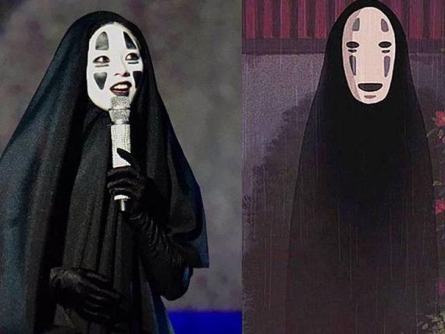 kostum halloween jeongyeon twice 750x563 - Seram & Lucu! Deretan Kostum Halloween Idol KPop Terbaik dan Terbaru