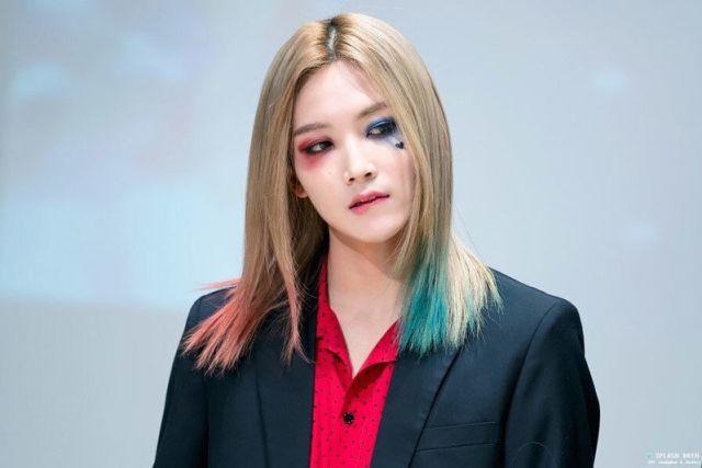 kostum hallowen idol kpop jeonghan seventeen 750x500 - Seram & Lucu! Deretan Kostum Halloween Idol KPop Terbaik dan Terbaru