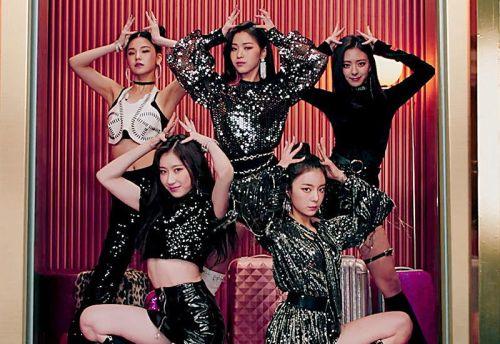 "Lirik Lagu ITZY ""달라달라(DALLA DALLA)"" - Hangul, Latin, English, Arti dan Terjemahan Indonesia"