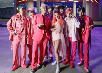 bts boy with luv - Lirik Lagu Boy With Luv BTS feat Halsey - Hangul, Latin, English, Arti dan Terjemahan Bahasa Indonesia