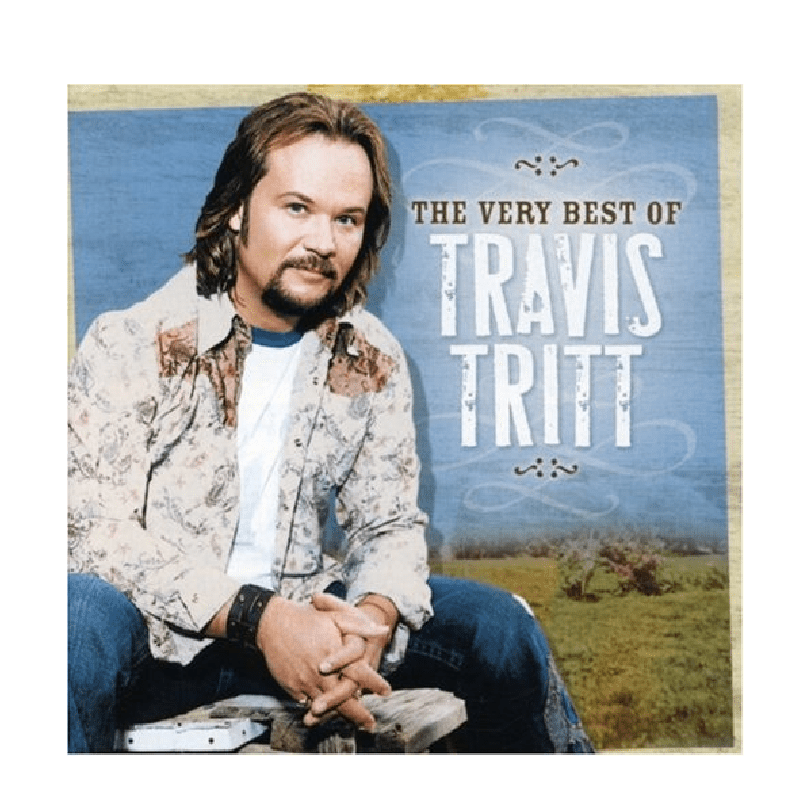 Travis Tritt CD The Very Best Of Travis Tritt Travis