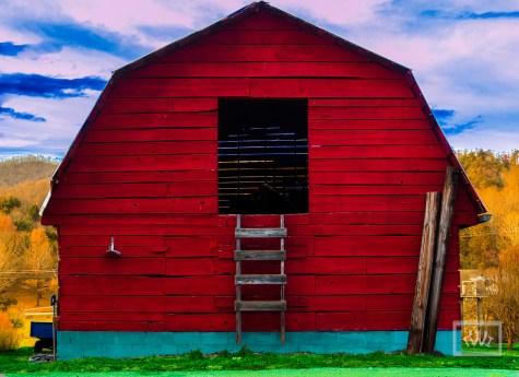 Artistic Barn