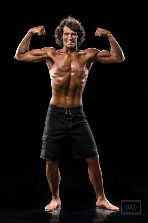Physique Fitness Photography
