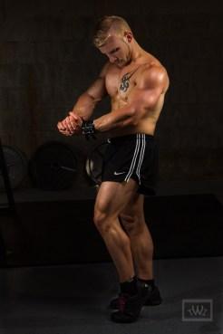 Franklin Bodybuilding Photography