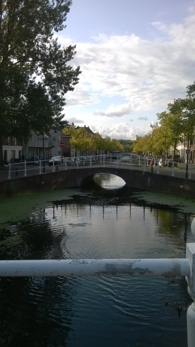 went a little further to the northern part of Delft Centrum | Aug.20