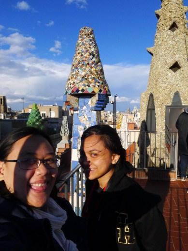 hungry & overwhelmed. Gaudi hits hard.