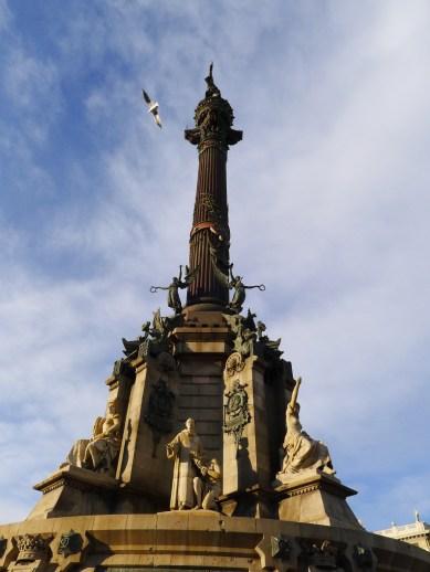 Colombus Monument.