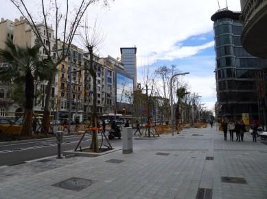 Passeig de Garcia.