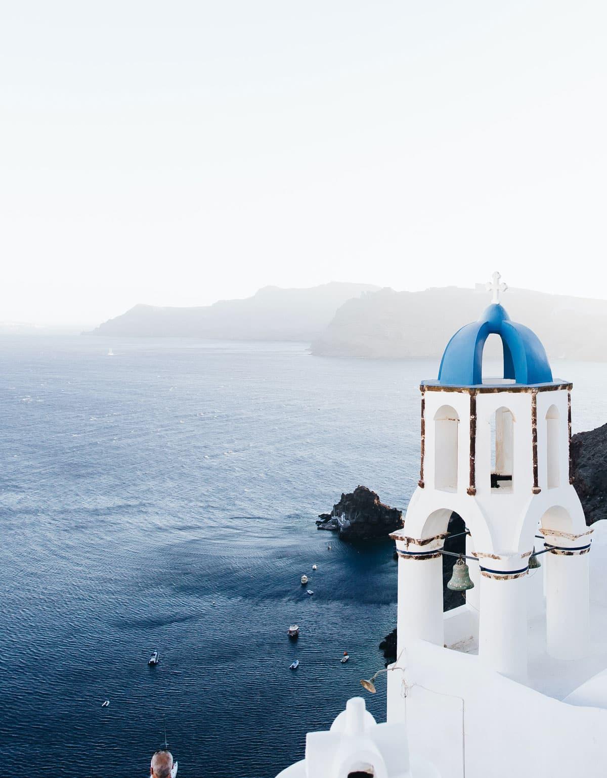 Zeilen langs de Griekse Cycladen - Griekenland