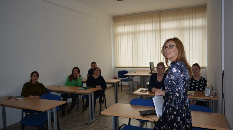 """Na Sveučilištu """"VITEZ"""" održana radionica o komunikacijskim vještinama"""