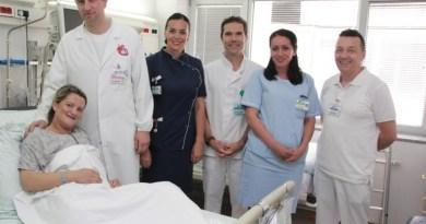 Hirurški timovi KCUS-a spasili majku i bebu koje su bile u životnoj opasnosti