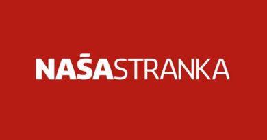 Naša stranka tribinom u Travniku najavljuje intenzivnije djelovanje u SBK