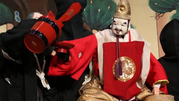國立文樂劇院 傳統木偶戲