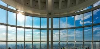 (東京港區熱門景點)東京六本木新城展望台