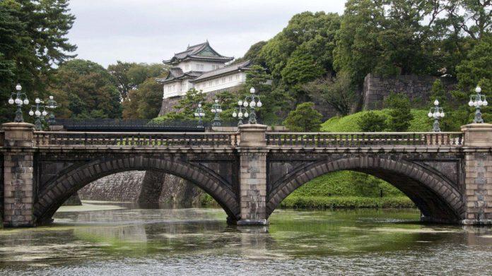 東京皇居Tokyo Imperial Palace